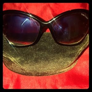 Women Tom Ford Sunglasses with case